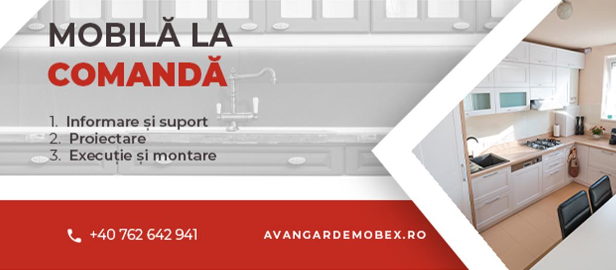 Marketing online pentru Avangarde Mobex din Timișoara