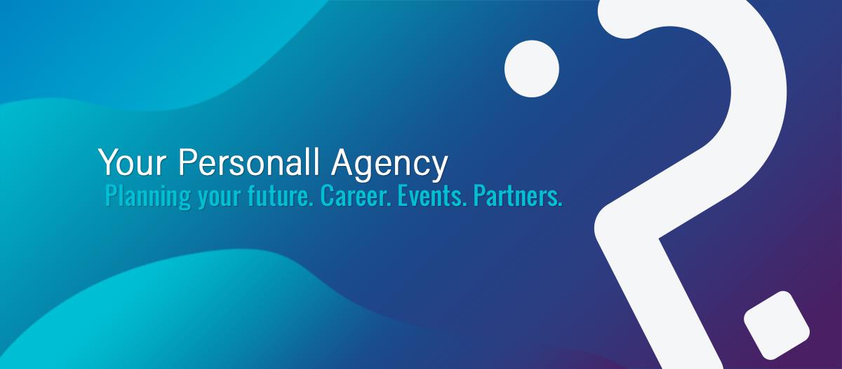 Realizare website și grafică pentru Personall Agency